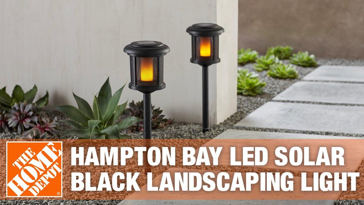 hampton bay adjustable landscaping