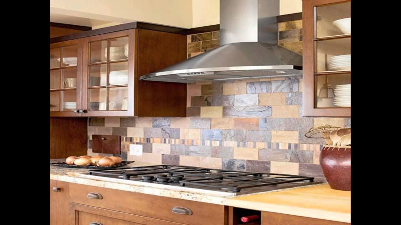 Kitchen Backsplash Tile Designs Youtube