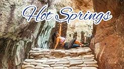 Natural Hot Spring in Arizona - FULL HIKE