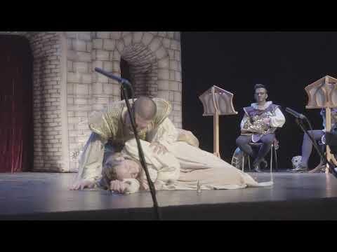 "Obra de Teatro Musical ""Locos por Shakespeare"""