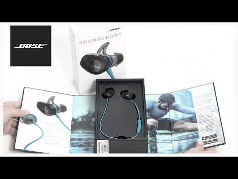 Gadget  0 Bose SoundSport Cuffie Wireless
