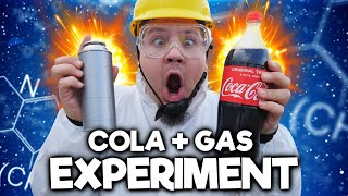 COLA + GAS EXPERIMENT