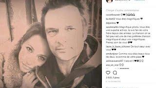 Laura Smet et David Hallyday unis sur Instagram alors que la bataille débute autour du testament de