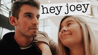 seeing my ex boyfriend for the first time ft. joey kidney