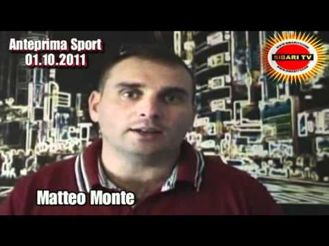 Anteprima Sport: 01.10.2011