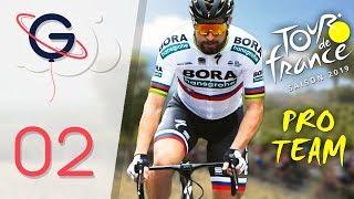 TOUR DE FRANCE 2019 - PRO TEAM FR #2 : Le Sprint Challenge !