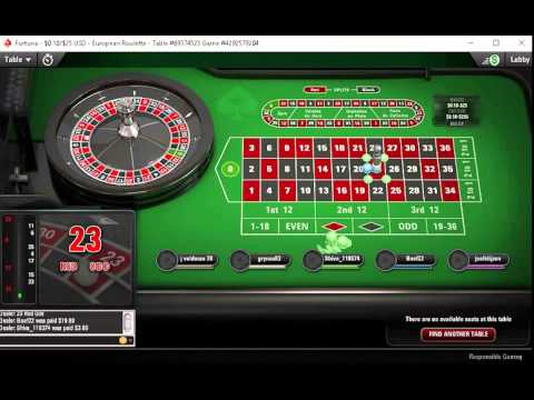 Pokerstars Roulette