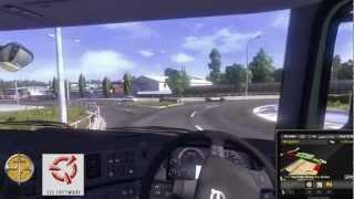 Euro Truck Simulator 2 Gameplay London to Manchester Trailer (HD)
