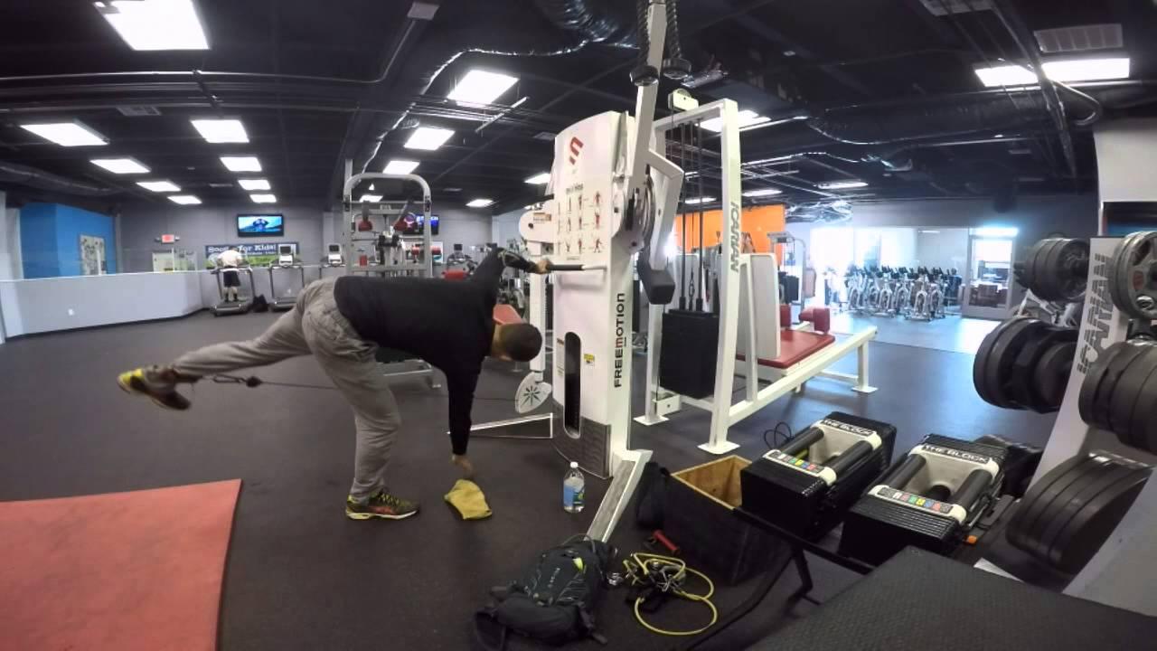 Judo Strength Training - YouTube