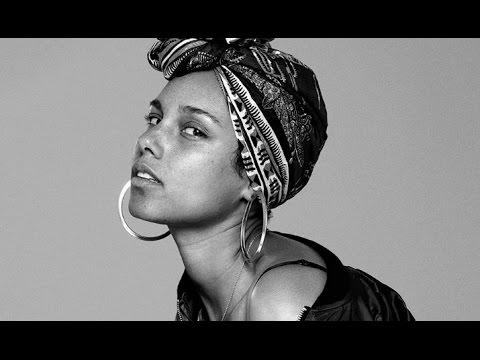 Alicia Keys In Common official karaoke with lyrics