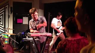 """The Dismemberment Plan - """"Mexico City Christmas"""" @ The Metro Gallery"""