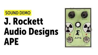 J. Rockett Audio Designs APE - Sound Demo (no talking)