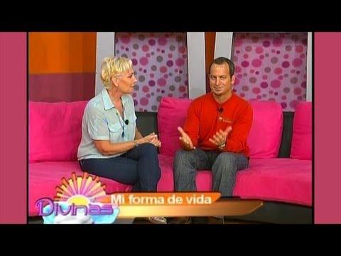 ראיון טלוויזיוני של אהרון לופן באקוודור - My Way For Life
