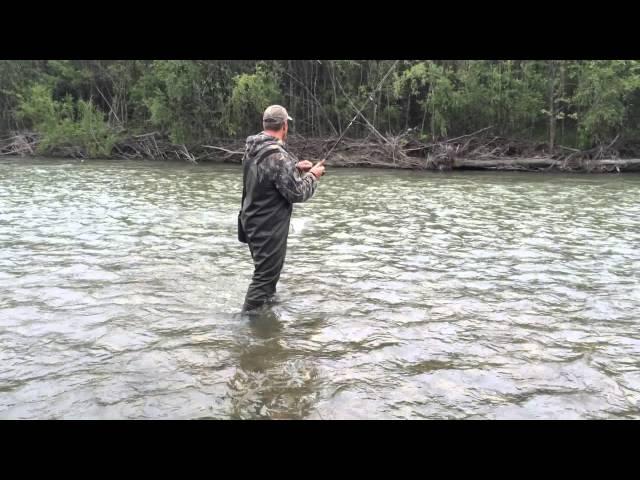рыбалка в приморском крае на горных реках видео