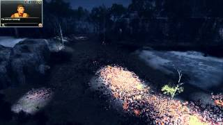 "Total War: Rome 2 - Massive Battles - ""3000 Berserkers Ambush 6000 Romans"""
