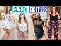 Go To Curvy Girl Outfit Ideas! Spring & Summer Break Lookbook!