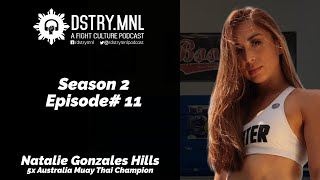 DSTRY.MNL Podcast (Season 2) # 011 - Natalie Gonzales Hills