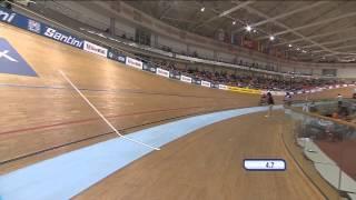 shuang guo wai sze lee women s sprint bronze final race 1 2013 uci world track championships