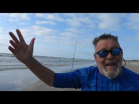Fishing, Beach Report. 050320  PINS
