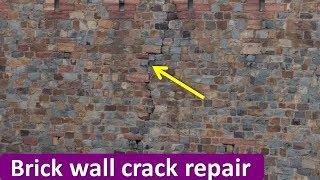 WALL CRACK REPAIR