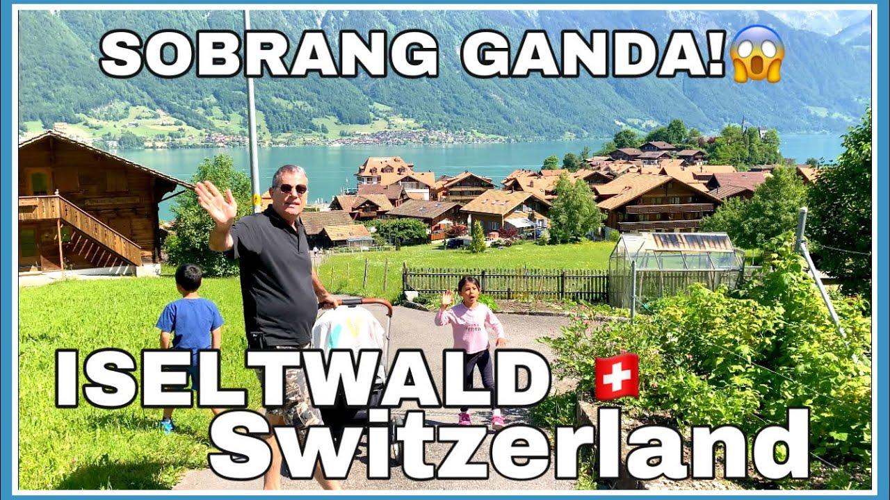 FINALLY!😱 NAKABALIK ULIT DITO!   ISELTWALD 🇨🇭  CRASH LANDING ON YOU.  FILIPINO SWISS FAMILY