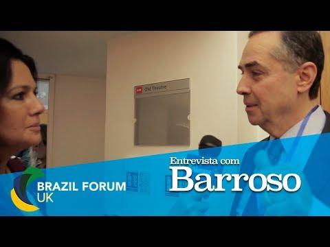 """Luís Roberto Barroso: """"Um país como o Brasil precisa colocar a educação no topo da sua agenda"""""""