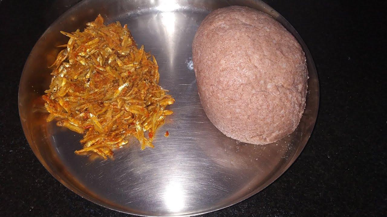 ರಾಗಿ ಮುದ್ದೆಗೆ ಒಣ ಮೀನಿನ ಫ್ರೈ ಮಾಡಿ  ರುಚಿ ನೋಡಿ | How to make Small Dry Fish Recipe | QG Murugan