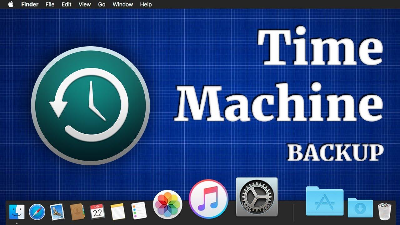 time machine restore files