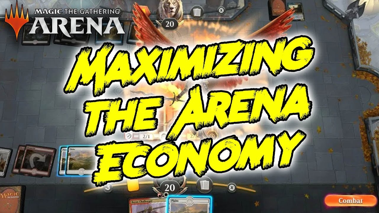How to Maximize Gold & Gems in the MtG Arena Economy | Magic the Gathering  Arena Basics