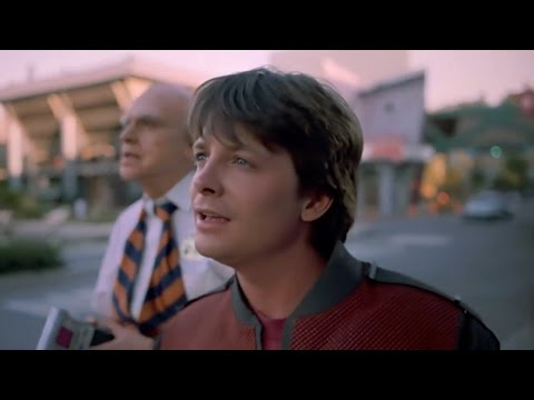 Back to the Future 2 Predicts Cubs & Trump Win