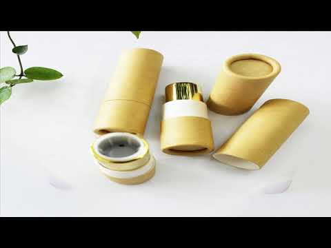 paper lipstick tube packing