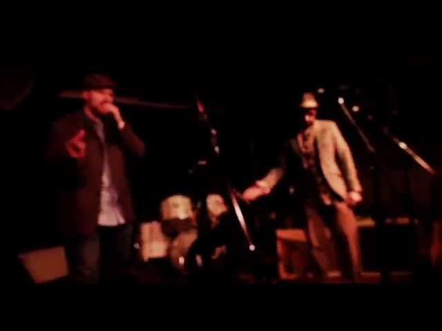 Not Caught Up - The Versifiers live 2/17/2015