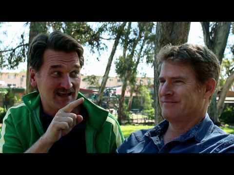 Pete Gardner & Matthew Gardner  Dads In Parks