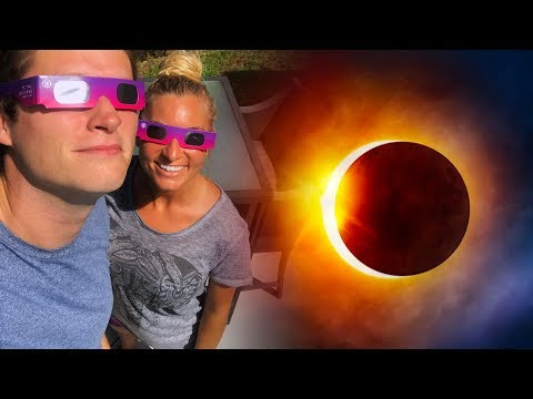 THE GREAT SOLAR ECLIPSE 2017 VLOG