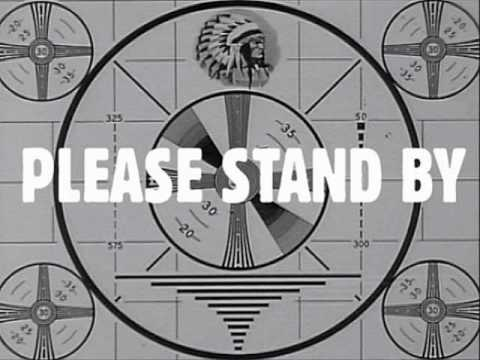 We're Experiencing  Technical Difficulties - Please Stand By