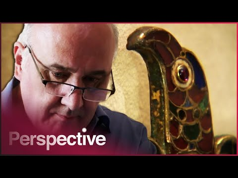 Forging a Brooch from the Dark Ages (Crafts Documentary) | Perspective