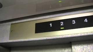 シンドラーエレベーター 東松山市内ビル 小型エレベーター HD版