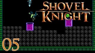 Shovel Knight Walkthrough Part 5 - Plague Knight