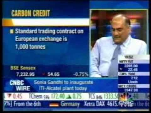 Carbon credit management in india