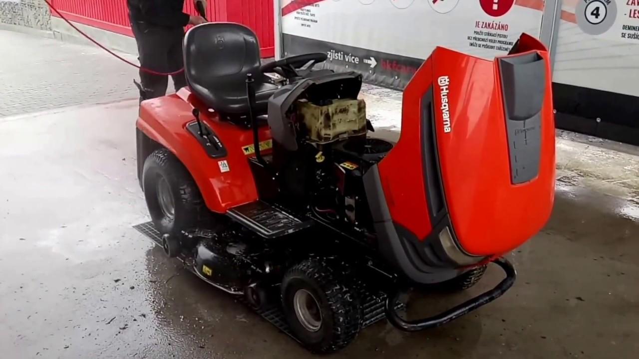 Husqvarna Cth220 Lawn Tractor Husqvarna Lawn Tractors