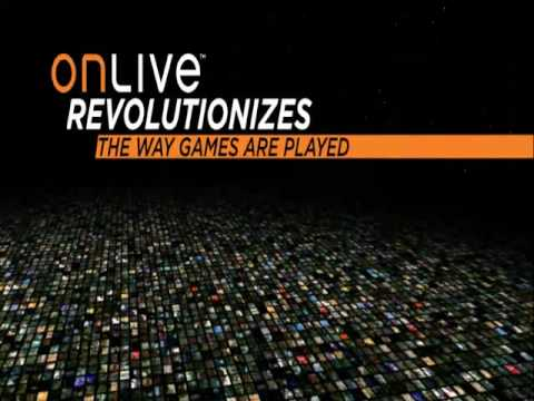 Onlive MicroConsole Game System