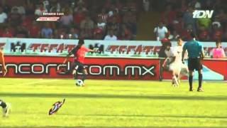 El Color en Veracruz vs Toluca, J07, C14, LaJugada, 15Feb2014
