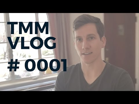 TMM Vlog 0001 | Conferencing, Selling Shirts and Moving to the Desert