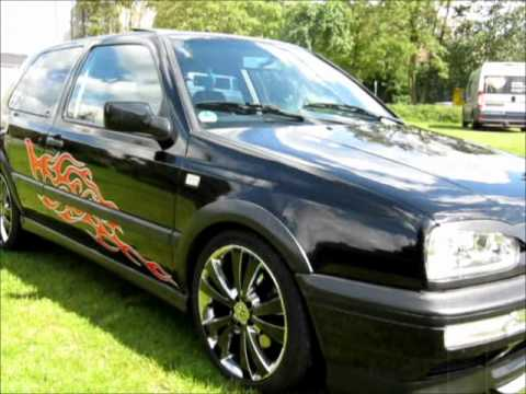 volkswagen golf 3 gt gti edition austattung tuning youtube. Black Bedroom Furniture Sets. Home Design Ideas