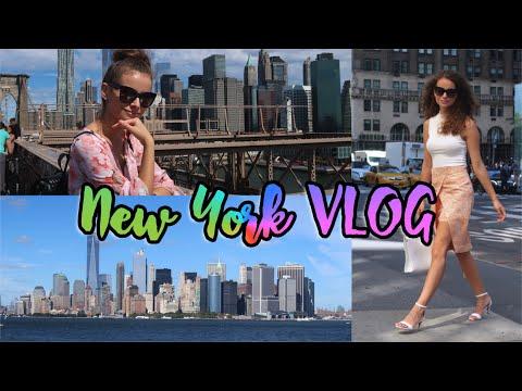 New York Divathét VLOG | Viszkok Fruzsi