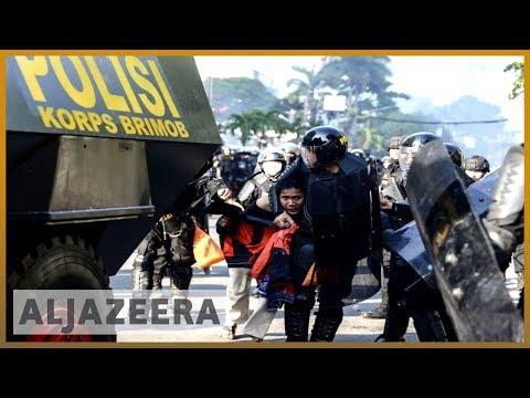 🇮🇩 Jakarta on alert as protests after election loss turn violent   Al Jazeera English