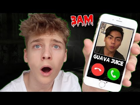 CALLING GUAVA JUICE AT 3AM!! (GHOST)