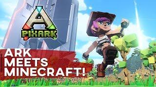 IT'S FINALLY HERE! | PixARK: Episode 1