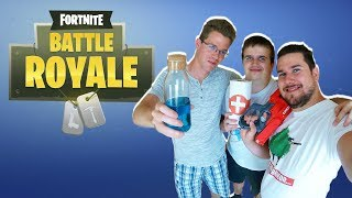 FORTNITE IN REAL LIFE | CAFF