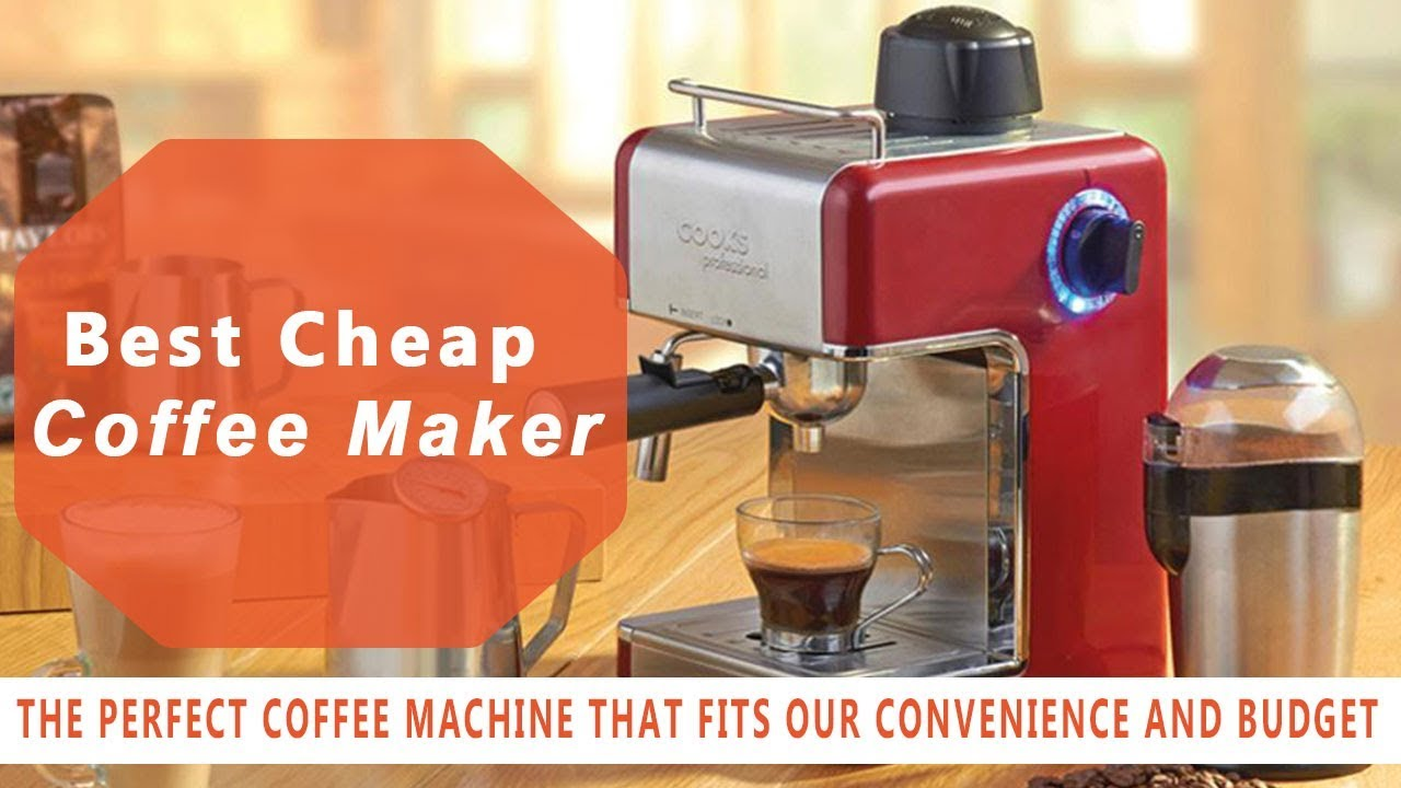 Best Coffee Machines You Can Buy in pakistan | offer time ...